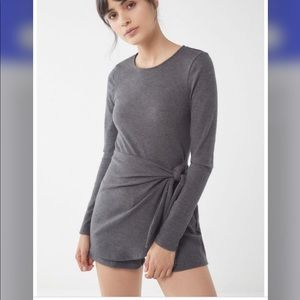 Urban outfitters romper/ sweater dress